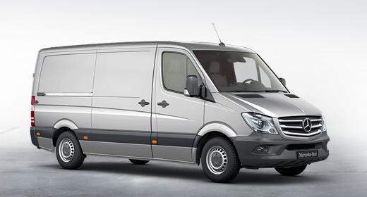 Mercedes Sprinter bérlés, Dobozos Sprinter bérlés, Sprinter furgon bérlés