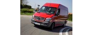Mercedes kisteherautó bérlés, Sprinter furgon bérlés
